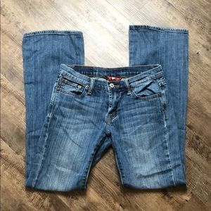 Lucky brand sweet n low jeans size 26